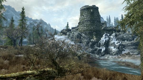 immersive storyworld