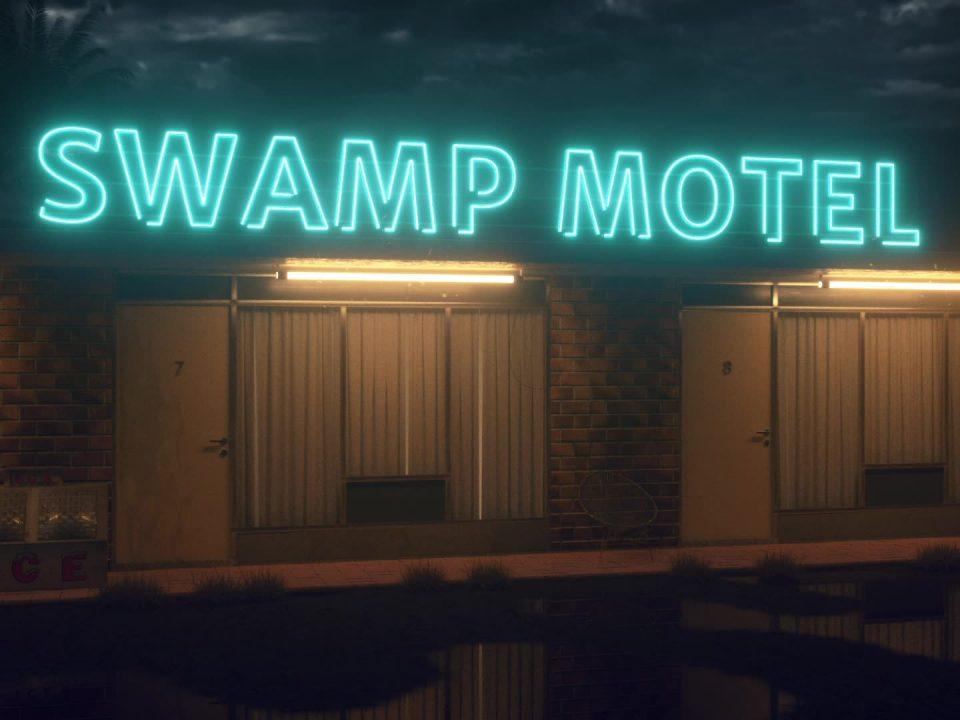 Swamp Motel Interview